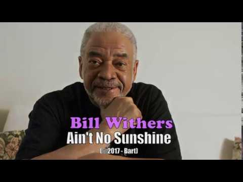 hqdefault bill withers ain't no sunshine (karaoke) youtube