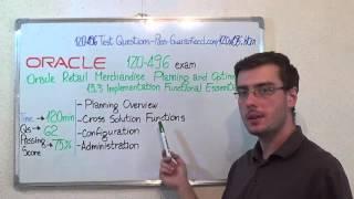 1Z0-496 – Oracle Exam Retail Merchandise Test Essentials Questions