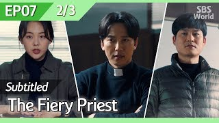 [CC/FULL] The Fiery Priest EP07 (2/3) | 열혈사제