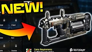 """*BRAND NEW* WEIRD SMG!! Road To Gold Camo """"HLX 4"""" in Black Ops 3 (BEST GAMEPLAY)"""