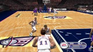 NBA Live 2002 PS2 Gameplay HD