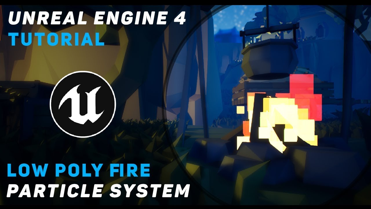 Low Poly Fire Particle System – Your Guide to Free High Quality