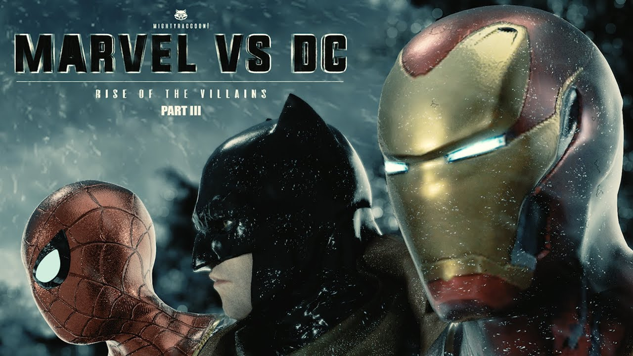 Download Marvel vs. DC - Rise Of The Villains | PART III