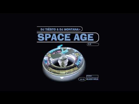 DJ Tiësto & DJ Montana | Space Age 2.0 (1998)