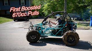 Cheap Turbo'd 670cc Buggy Test Drive! + Big transformation