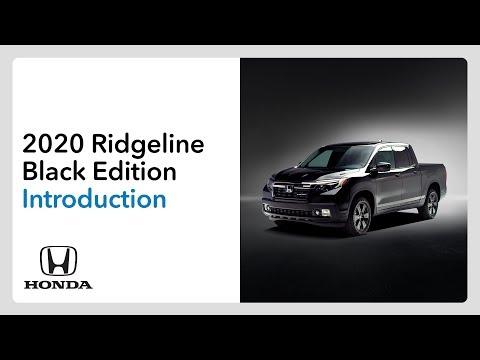 2020 Honda Ridgeline Walkaround