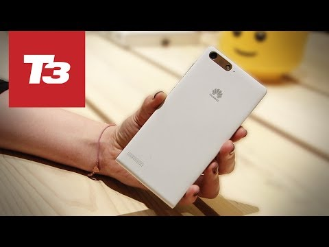 Huawei Ascend G6 hands-on specs preview
