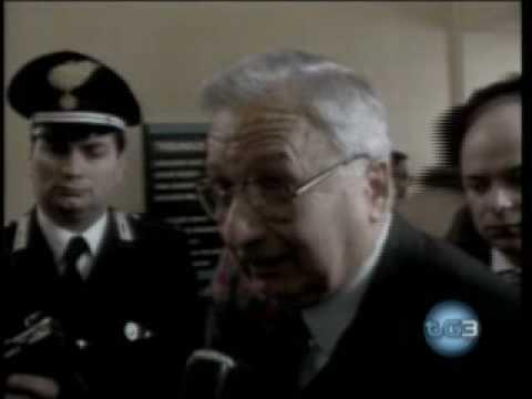 Licio Gelli in TV - TG del 31/10/08