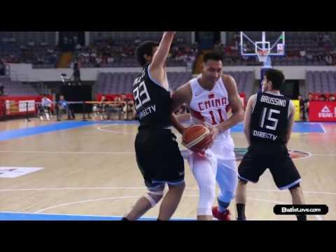 Yi JianLian - Welcome to LA (Lakers)