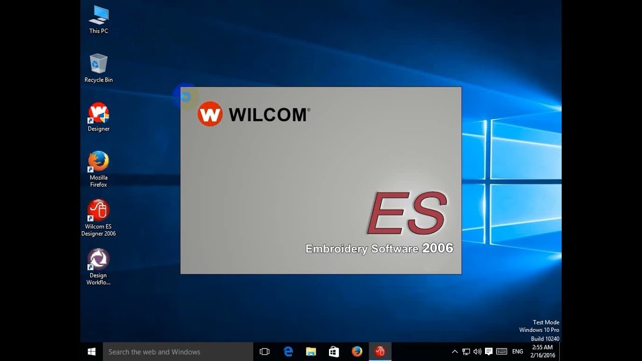 Wilcom 2006 Windows 10 64bit Installation Tutorial Full