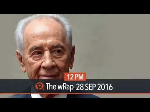 Israeli leader Peres dies