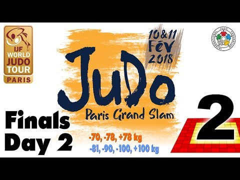 Grand-Slam Paris 2018: Day 2 - Final Block