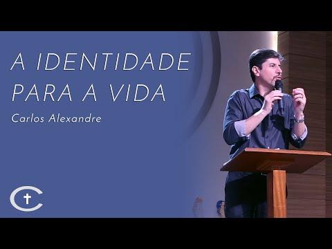 26-05-19 | Pr. Carlos Alexandre | A identidade para a vida