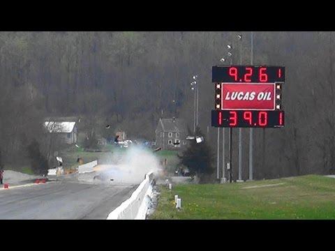 Crash Opening Day Maple Grove Raceway 4 15 17