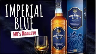 Imperial Blue Whisky Review in…