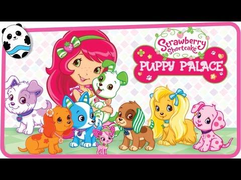 Strawberry Shortcake Puppy Palace – Pet Salon & Dress Up (Budge Studios) - Best App For Kids