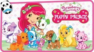 Strawberry Shortcake Puppy Palace – Pet Salon & Dress Up (Budge Studios) - Best App For Kids screenshot 1