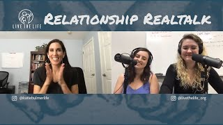 You Complete Me? Podcast Recording with Katie Bulmer