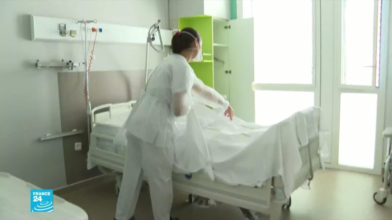 فيروس كورونا: فرنسا تقترب من عتبة 100 ألف وفاة وقلق بسبب السلالة البرازيلية!  - 11:01-2021 / 4 / 16