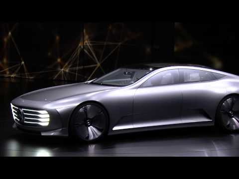 Frankfurt Motor Show 2015 - Mercedes-Benz Presentation Showcar Concept IAA | AutoMotoTV