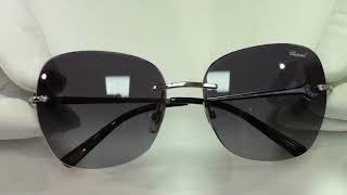 Обзор Женских солнцезащитных очков Chopard B25S