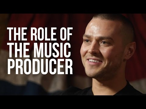 THE ROLE OF THE MUSIC PRODUCER - Matt Willis on London Real