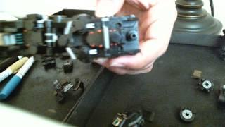 Zoids Liger Zero HMM - Inner Frame Details WIP