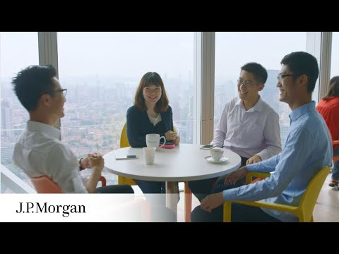 How An Analyst Finds Work-Life Balance   Our People   J.P. Morgan