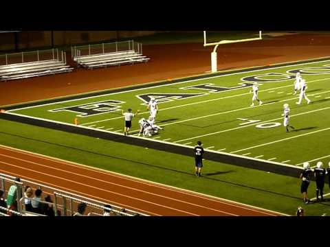 Brandon Engel #2   2015 LDMS Falcons Football Highlights