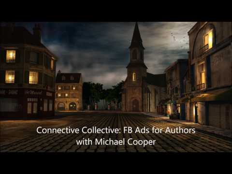FB ads for authors with Michael Cooper