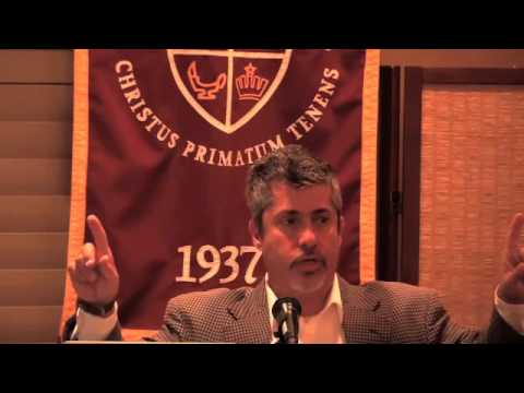 Westmont Downtown: World Religions in a Global Community, Charlie Farhadian, Nov. 14, 2013