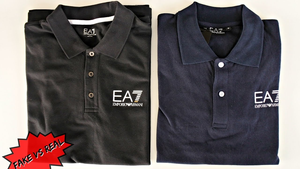4756aeb3 FAKE VS REAL ARMANI EA7 POLO | GETTHELABEL.COM