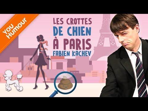 FABIEN KACHEV: Crotte de chien à Paris