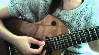 安藤裕子さん 『のうぜんかつら』です。 ギターも歌も難しかった(>_...