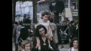 Paris le 8 Mai 1945