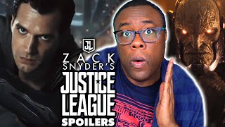 Zack Snyder's JUSTICE LEAGUE... I Have To Explain (Spoilers)
