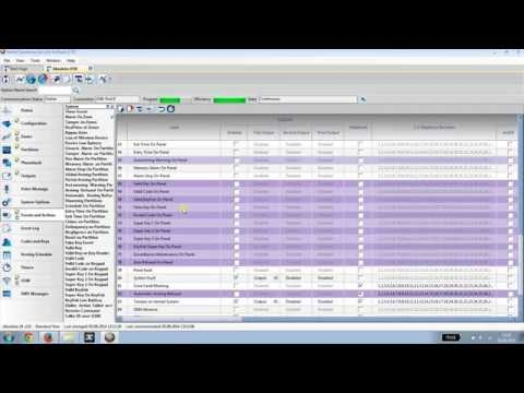 Programmazione kyo bentel con security suite da doovi for Bentel security suite