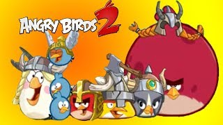 Angry Birds 2 # 45 - NEW The Viking Hat