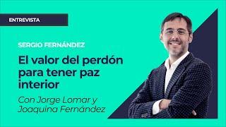 El Perdón. Jorge Lomar, Joaquina Fernández y Sergio Fernández.