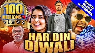 Har Din Diwali (Prati Roju Pandage) 2020 New Released Hindi Dubbed Movie | Sai Tej, Rashi Khanna Thumb