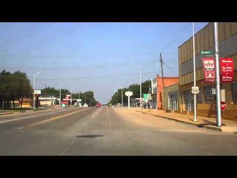 Route 66: Elk City OK to Amarillo TX - Part 6