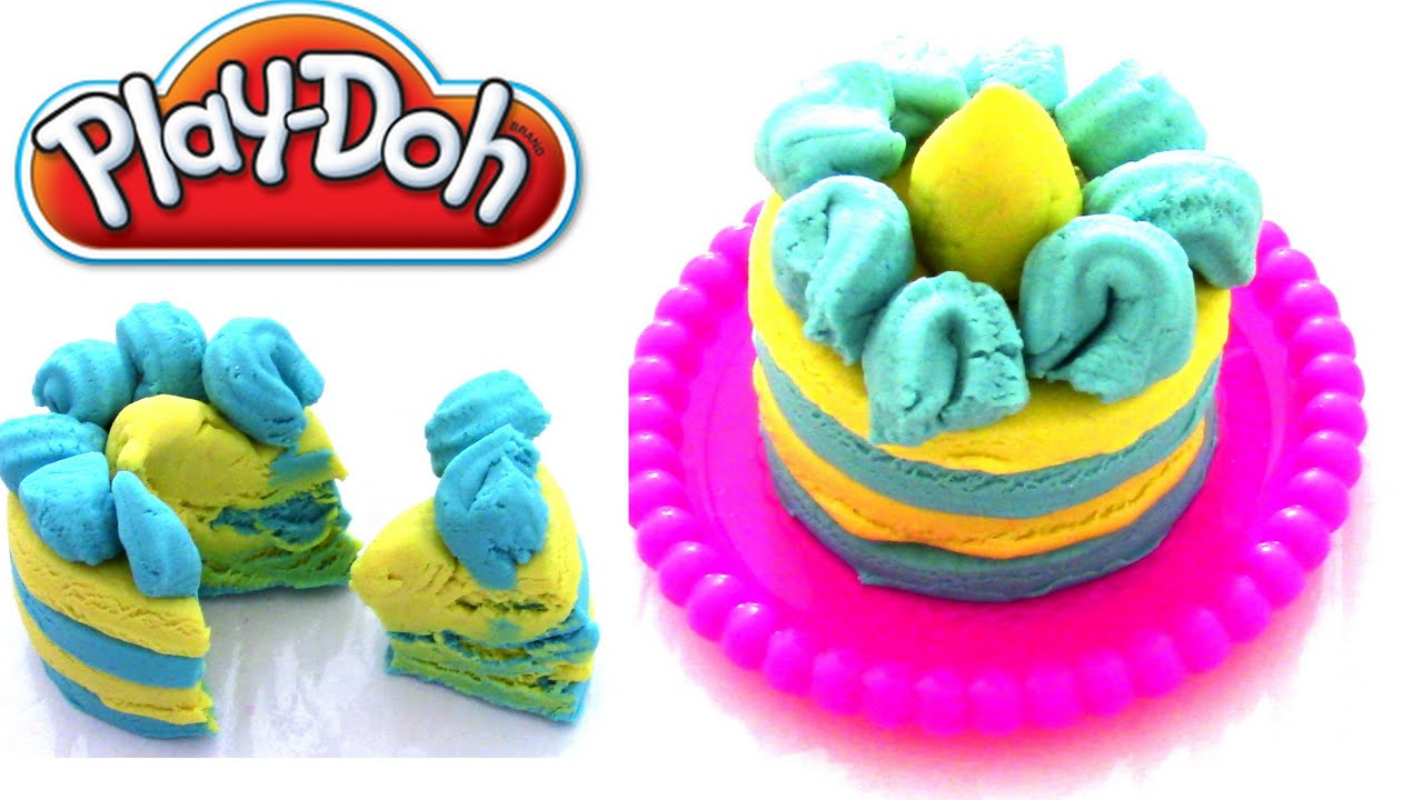 play doh knete i kuchen inspiriert von die eisk nigin. Black Bedroom Furniture Sets. Home Design Ideas