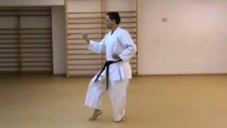 Pinan Sandan (www.karateBCN.com)