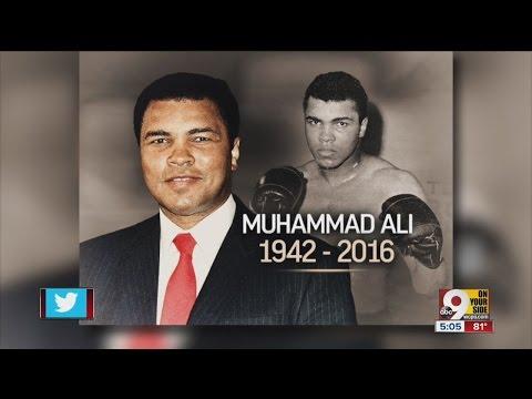 Piece of Ali history will remain in Cincinnati