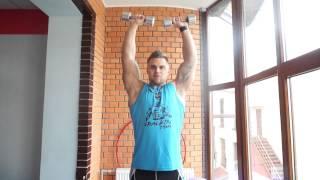 Как накачать мышцы в домашних условиях?(5 секретов быстрого создания мощного и рельефного тела: http://powergym.me/ Подписывайтесь на мой канал и прогрессир..., 2014-07-04T13:03:18.000Z)