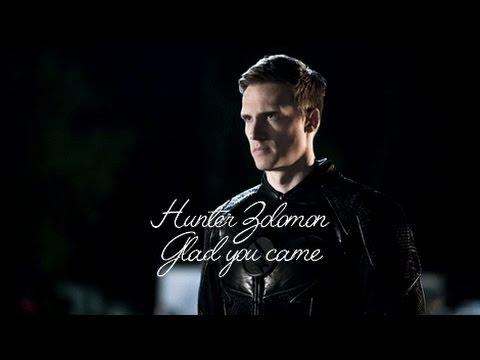 Hunter Zolomon ~ Glad you came