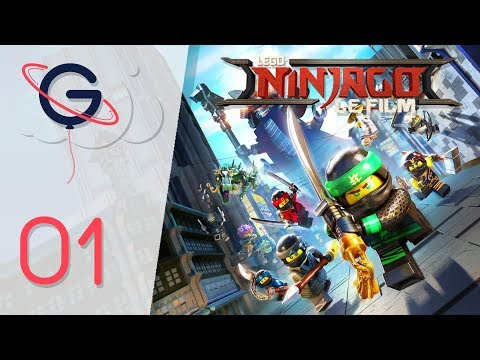 LEGO NINJAGO : Le Film FR #1 streaming vf