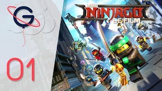 LEGO NINJAGO : Le Film FR #1