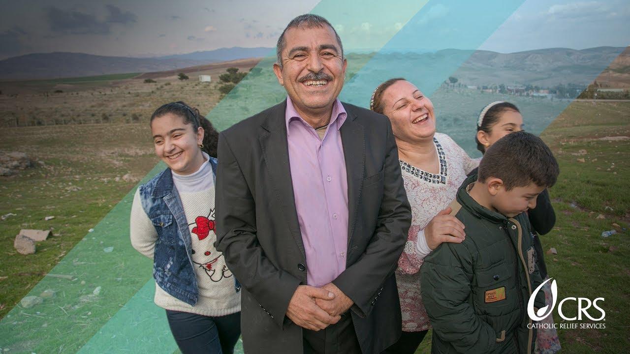 Catholic Teaching on Welcoming Refugees