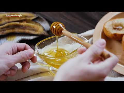 Can sugar syrups be adulterated with honey that can go undetetcted under Indian testing protocols?